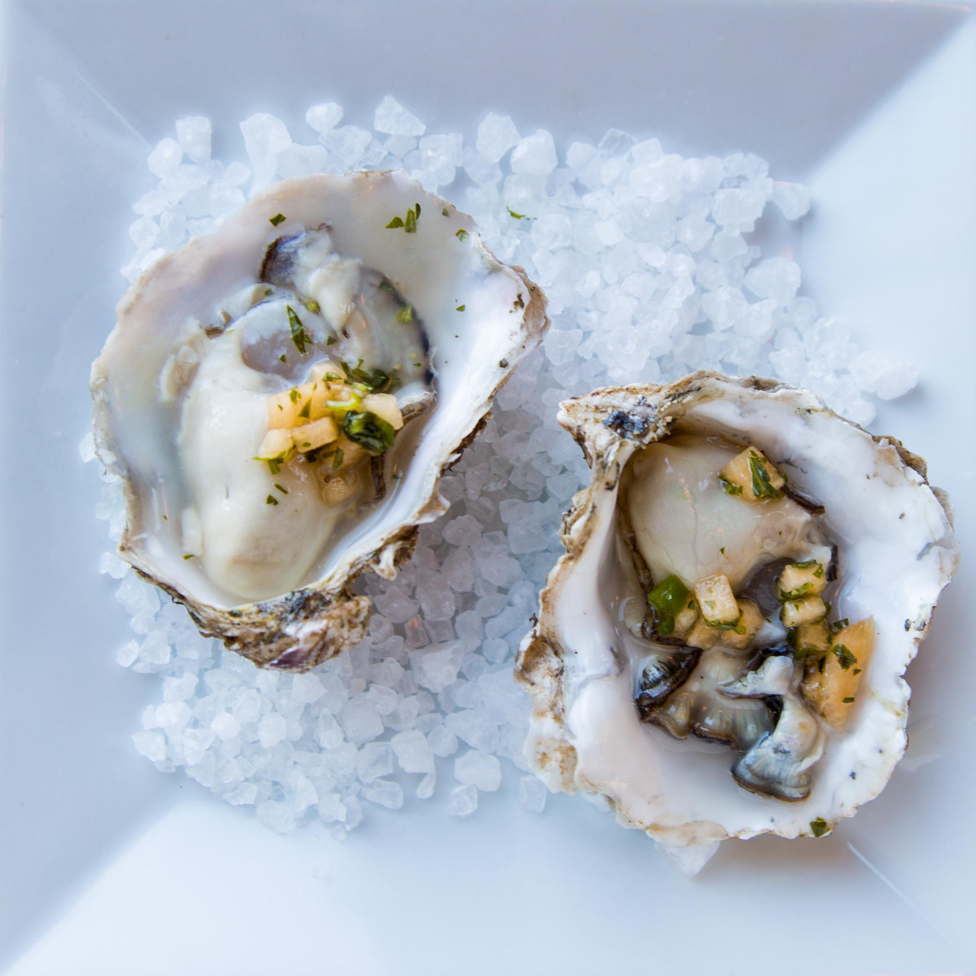 Oysters, Seaward, Alaska