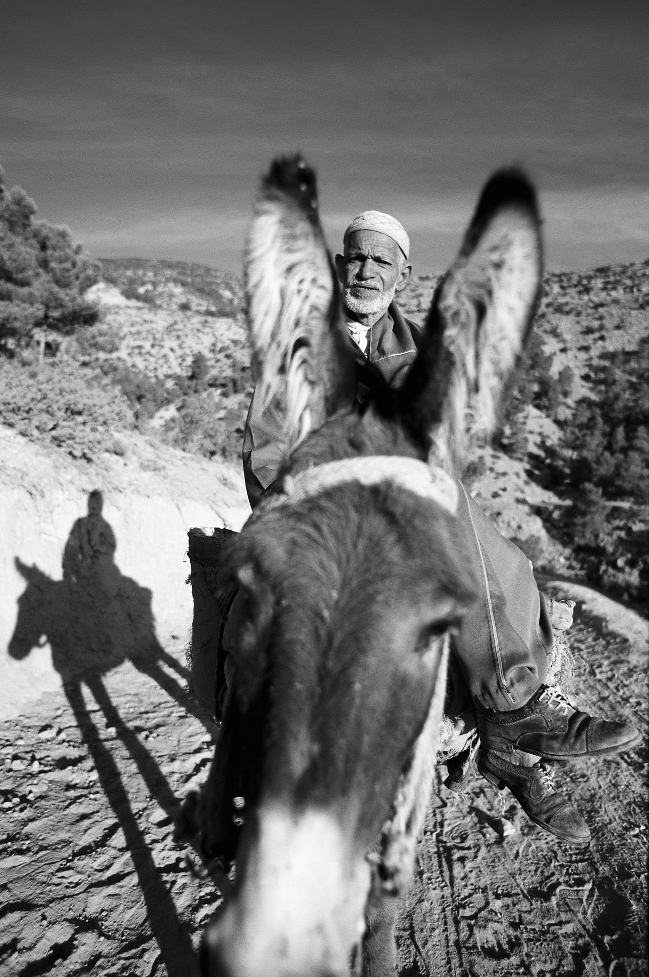 Berber Angel, Atlas Mountain Range, Morrocco