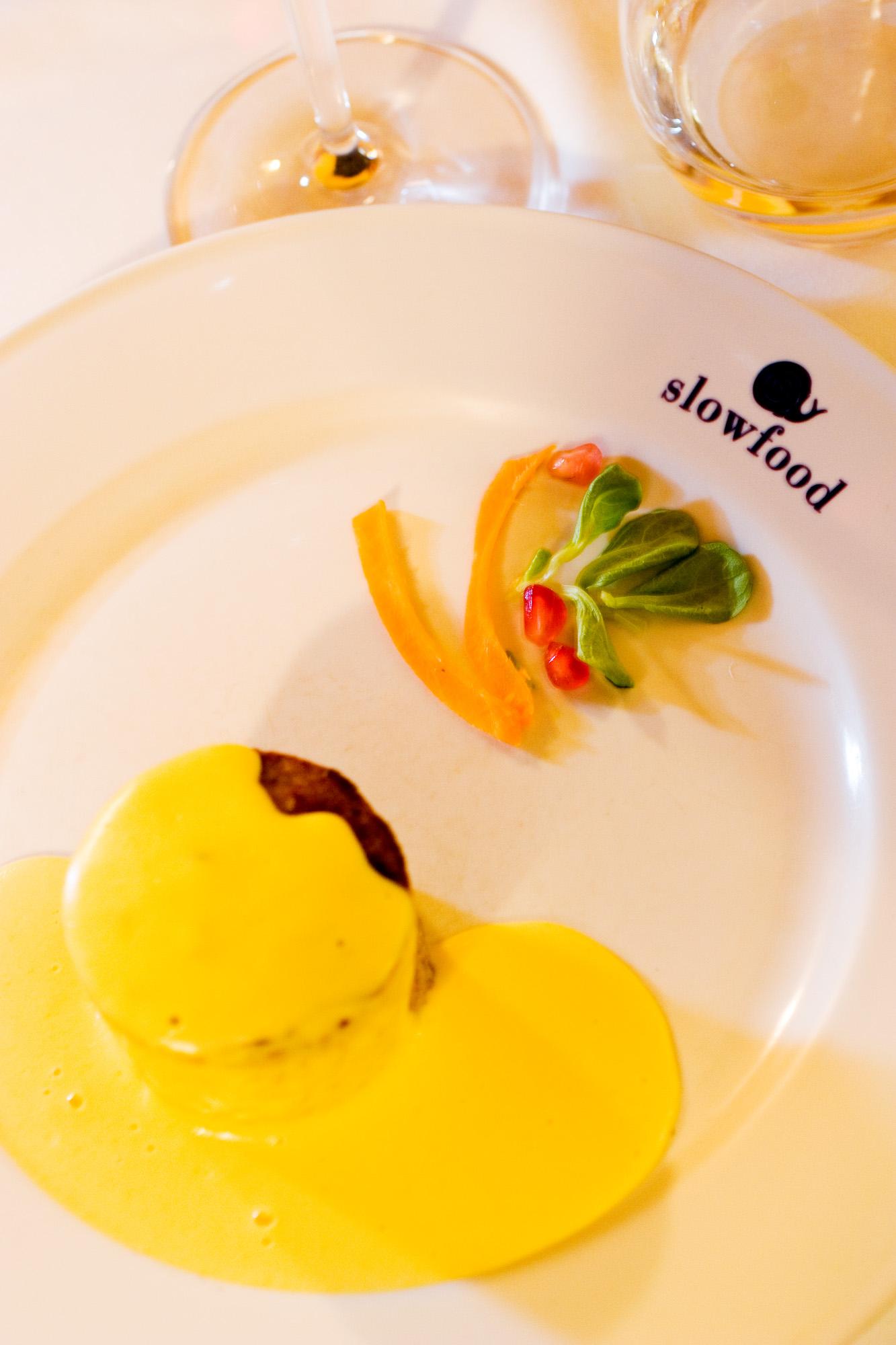 Osteria Boccondivino, The original restaurant of The Slowfood Movement in Bra, Piemonte, Italy