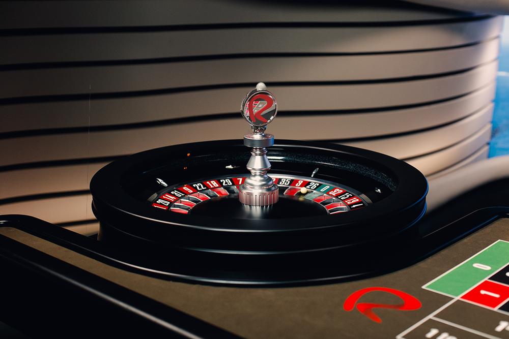 Roleta Brasil: Live casino brand & studio design concept for GVC