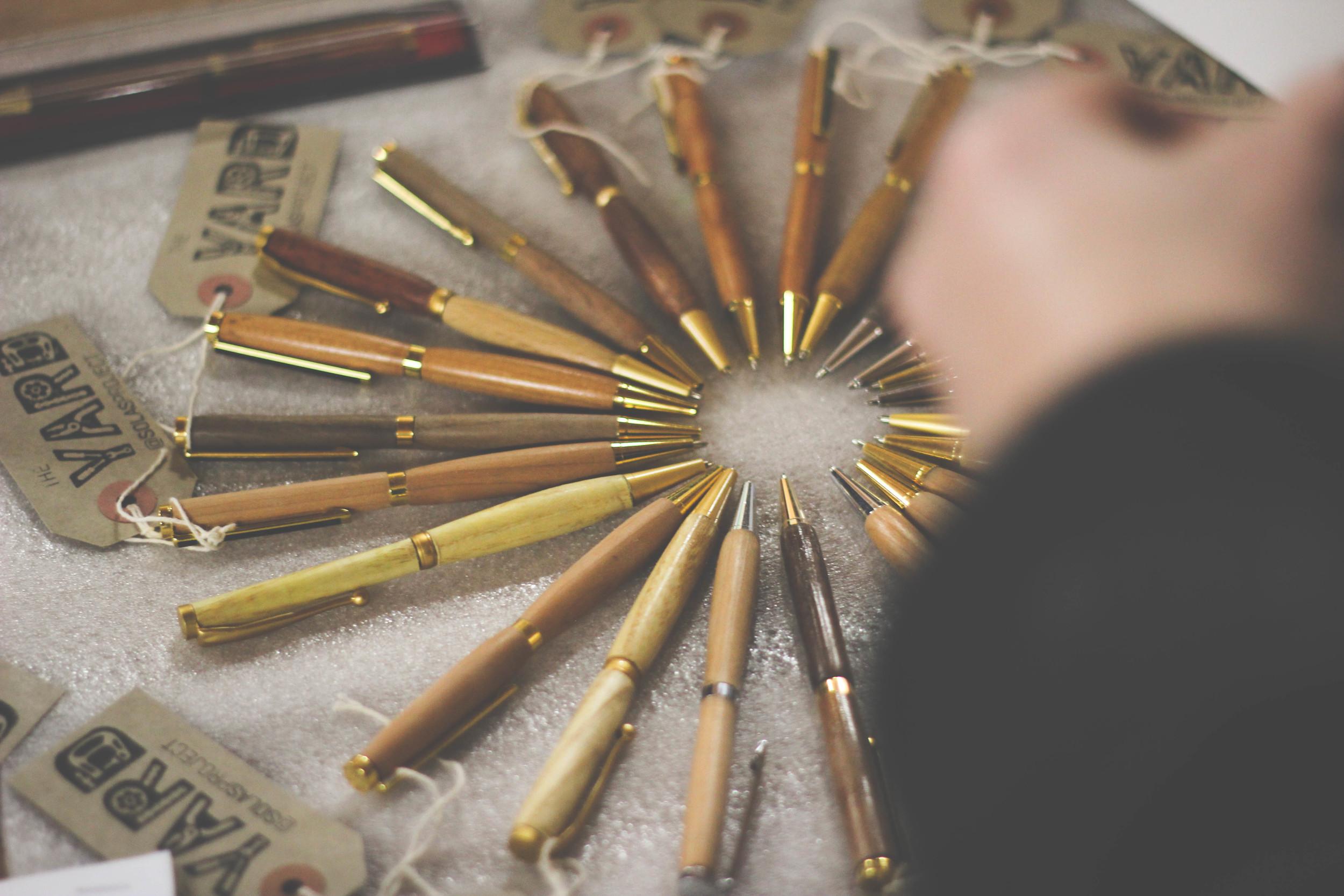 Handmade Pens
