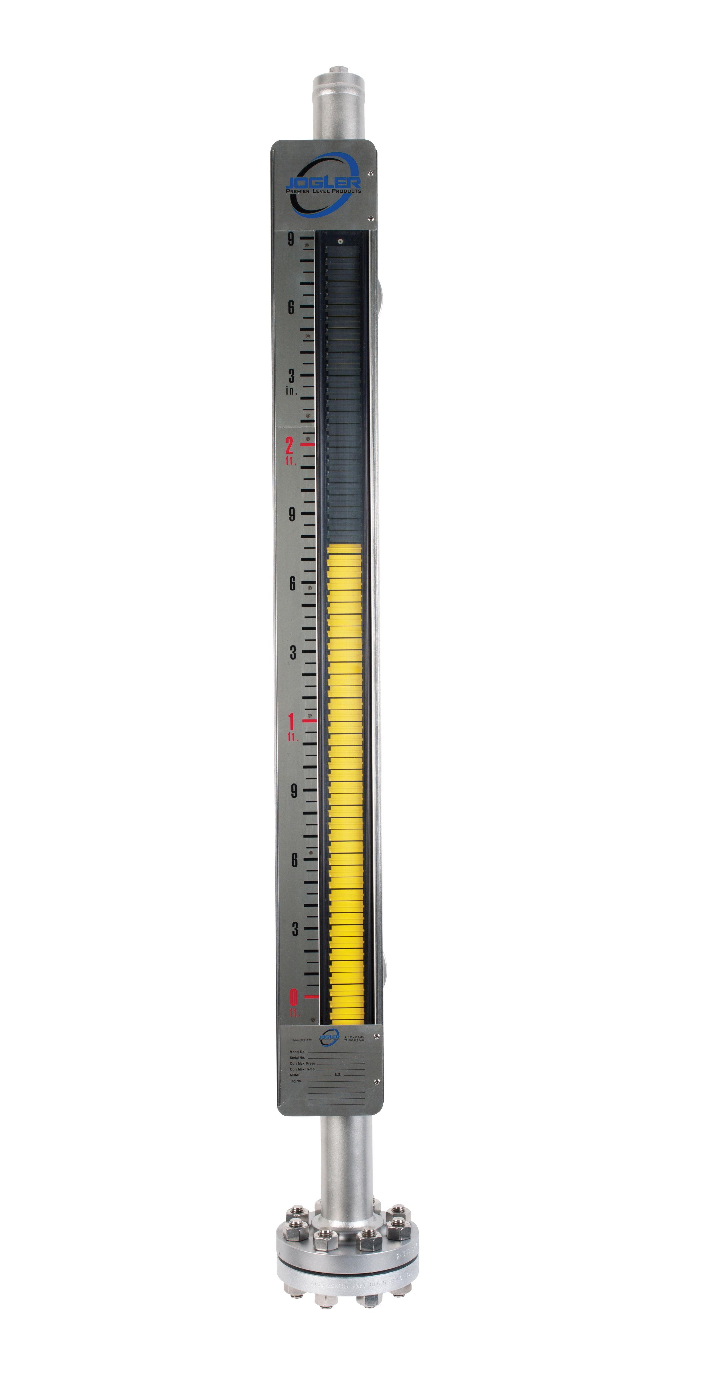 JMG-series Magnetic Level Gauge
