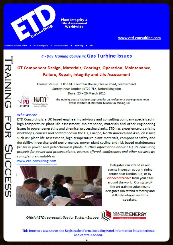 Click for Training Programme & Registration