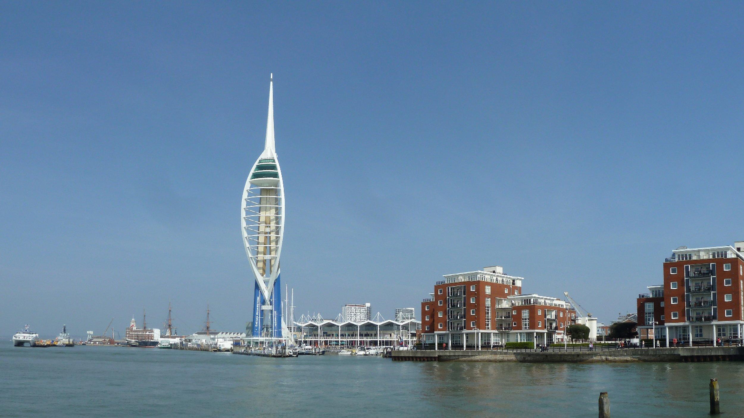 Conference Surrounding Area, Portsmouth, UK