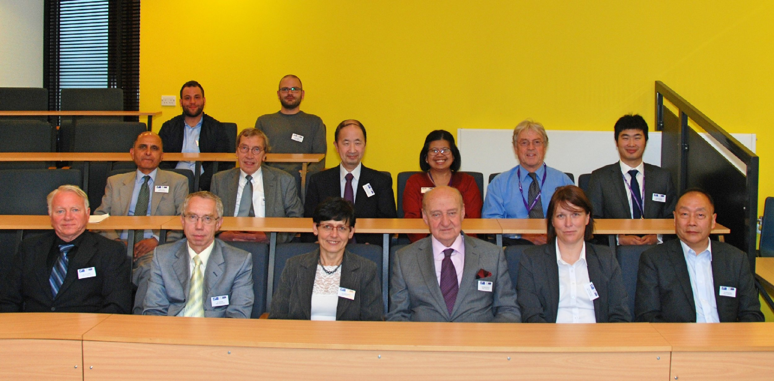 Some of the delegates at the Conference
