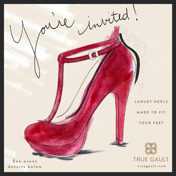 August 13th at TRUE GAULT STUDIOS