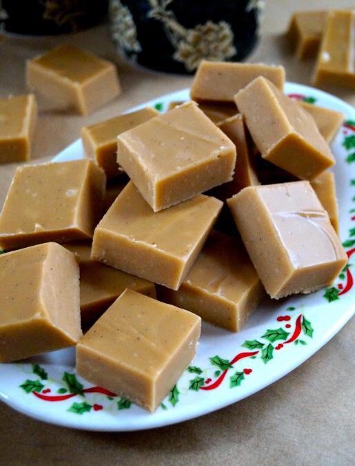 Cornish Clotted Cream Fudge
