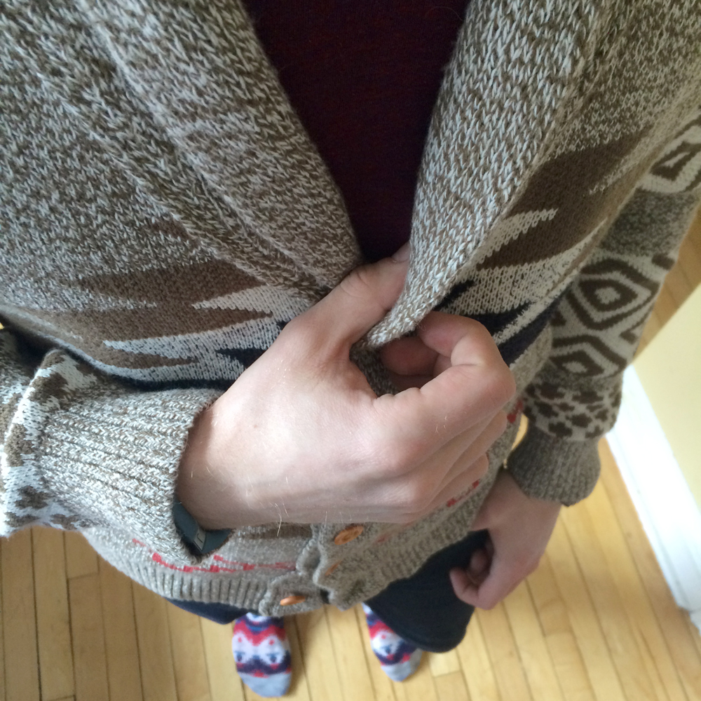 chicago style blog chunky sweaters