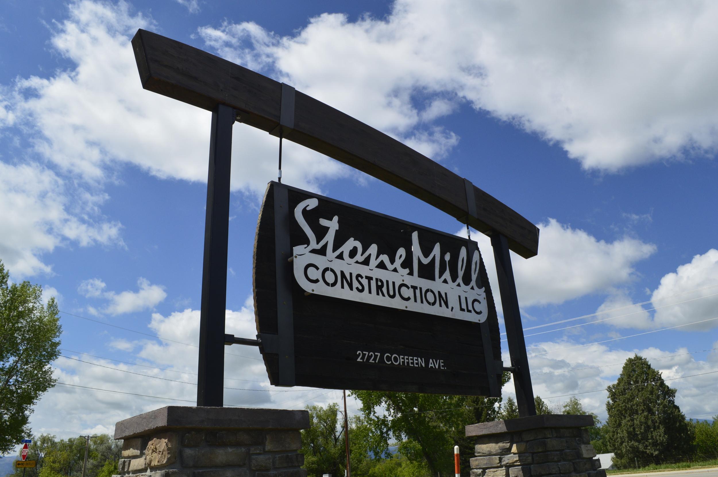 StoneMill general contractor