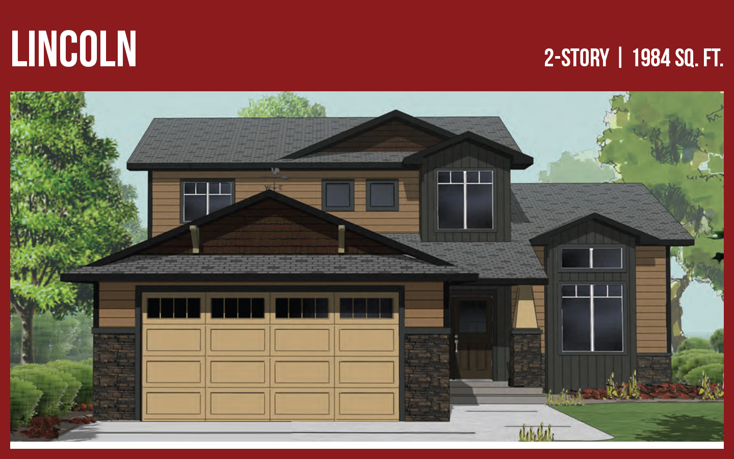 StoneMill Home Plan Lincoln