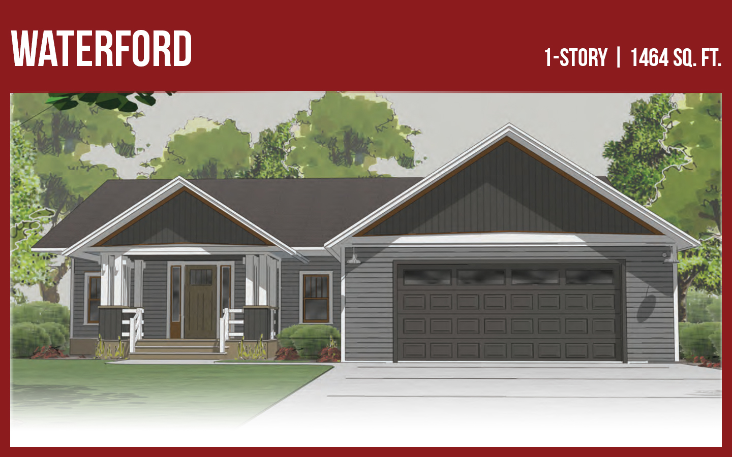 StoneMill Home Plan Waterford