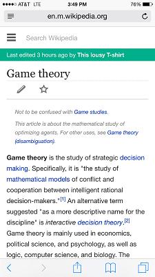 Wikipedia.com: mobile-friendly