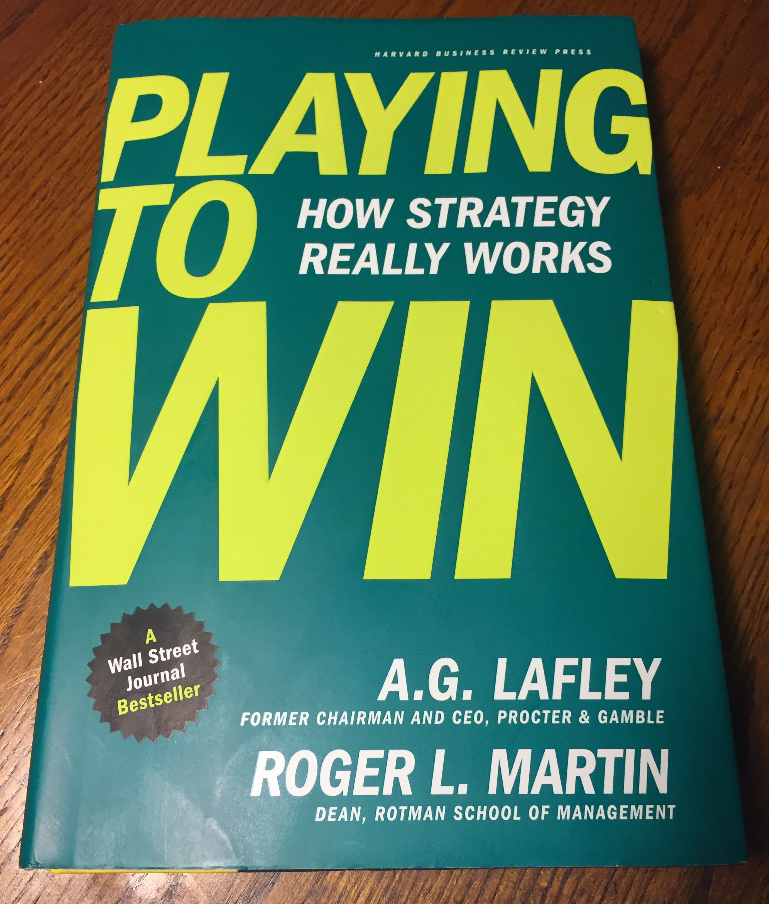 Playing To Win Book.JPG