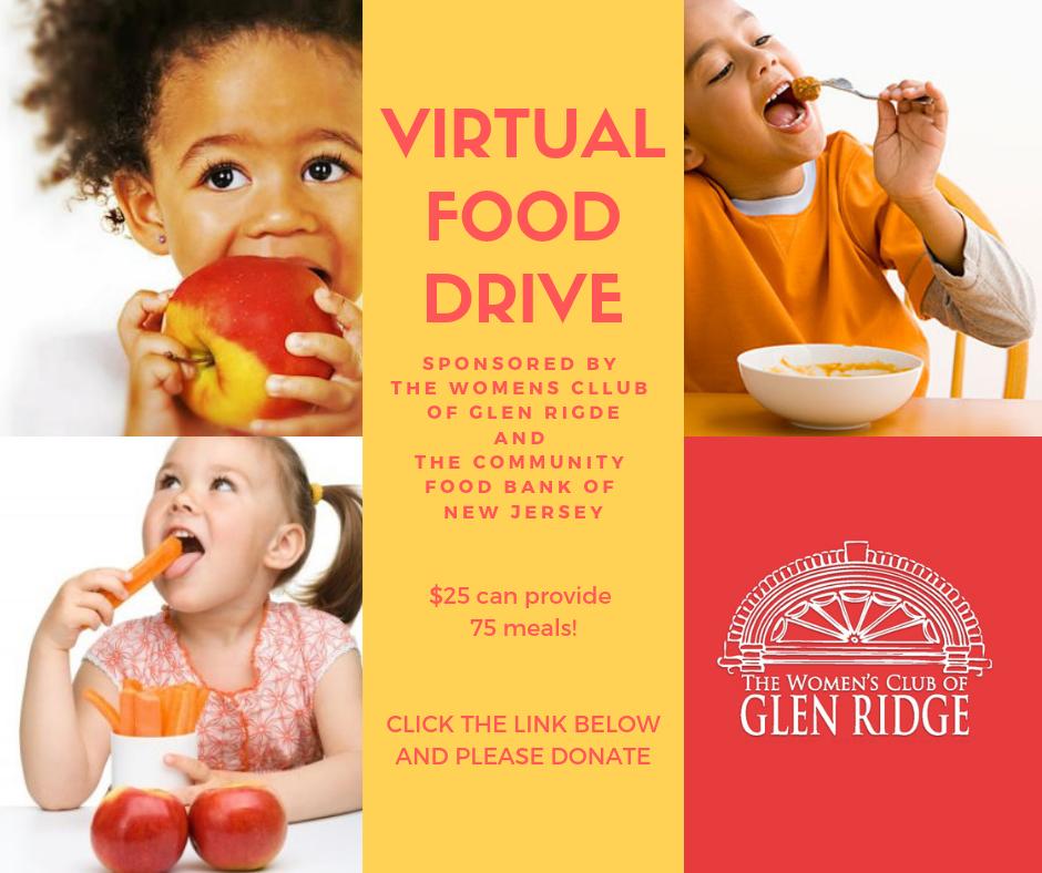 Virtual Food Drive 2018-2019 Glen Ridge Women's Club.png