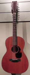 Quote 1944724 - 00012 fret / 12 string / mahog TBS