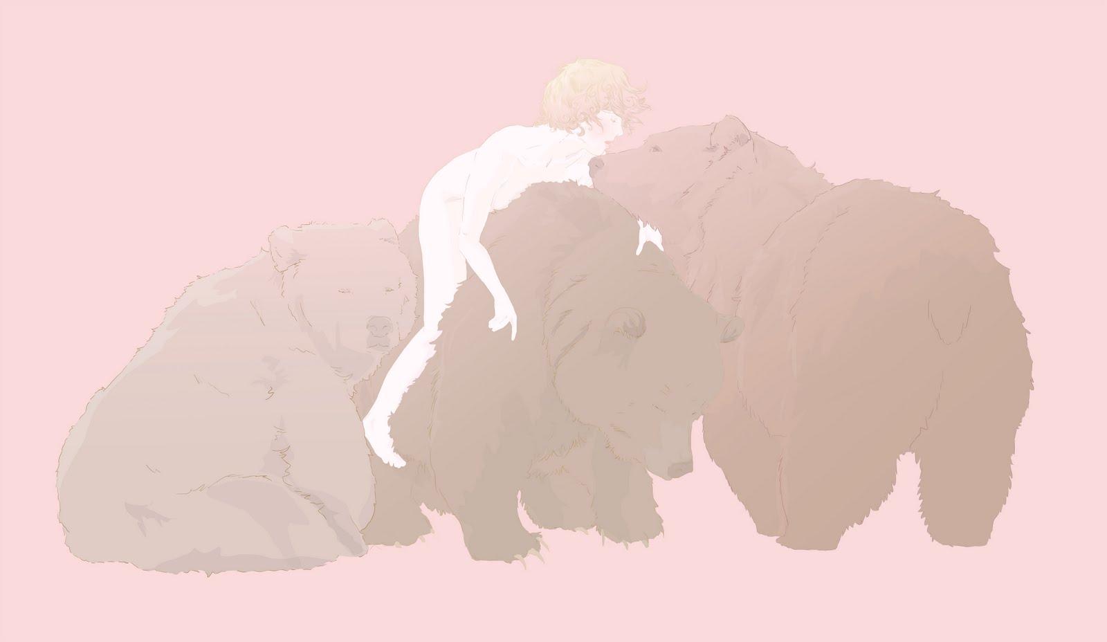 Goldilocksa and the three Bears
