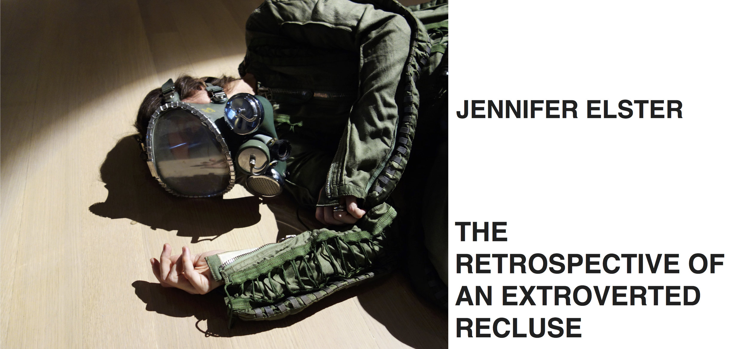 Jennifer Elster - The Retrospective of an Extroverted Recluse
