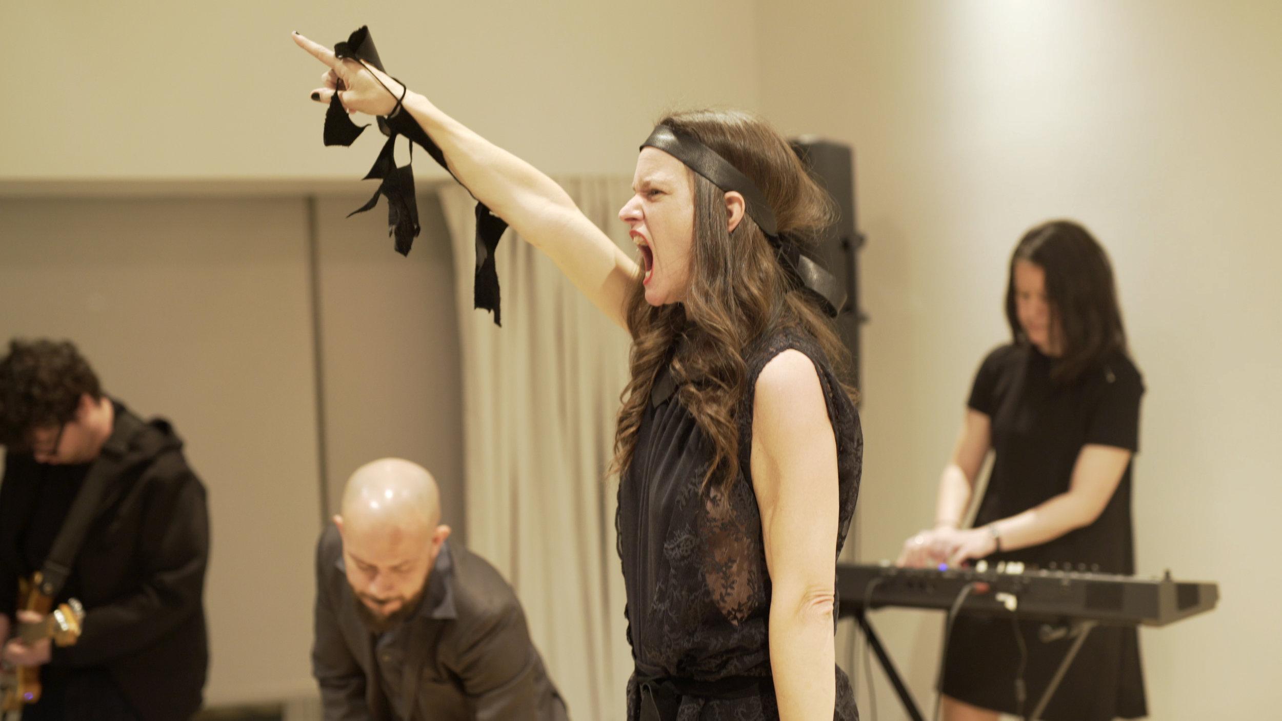 Jennifer Elster Performance The New Museum