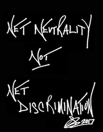 Net Neutrality Not Net Discrimination Jennifer Elster @Nonpartisan Peace.jpg
