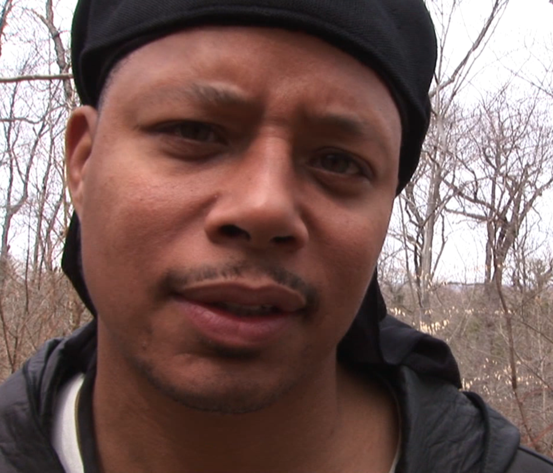 In the Woods and Elsewhere Terrence Howard  by Jennifer Elster.png