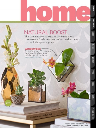 Home Feature, pg. 29, August 2014 Issue