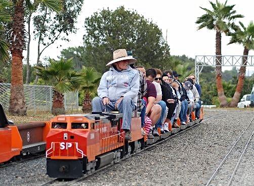 Goat Hill Railroad