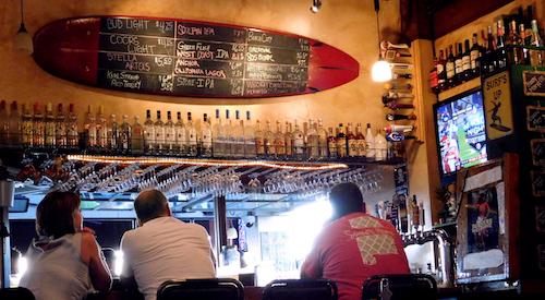 Eat in Huntington Beach inside or outside