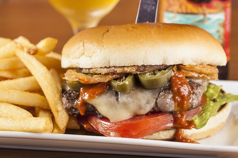 Huntington Beach Burger Restaurant
