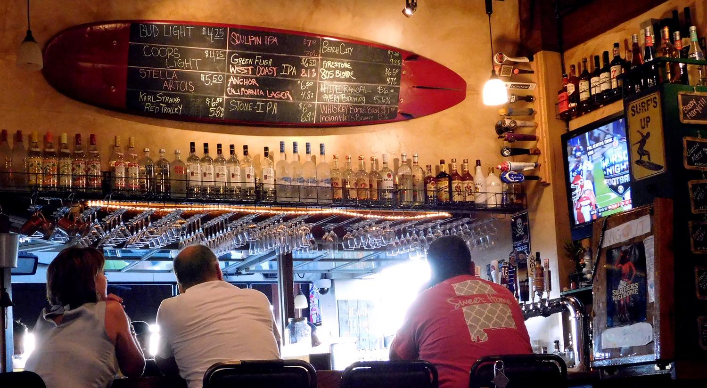 The Hangout Huntington Beach Bar