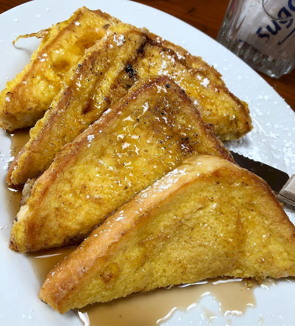 French Toast Near You - THE HANGOUT