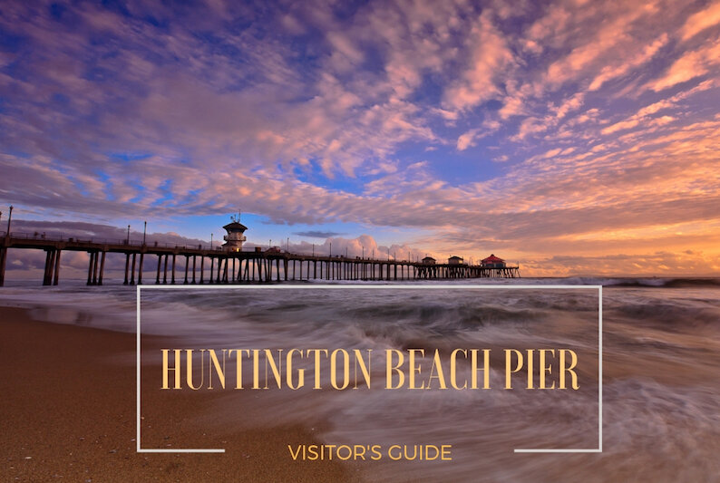 Visitor's Guide to The Huntington Beach Pier