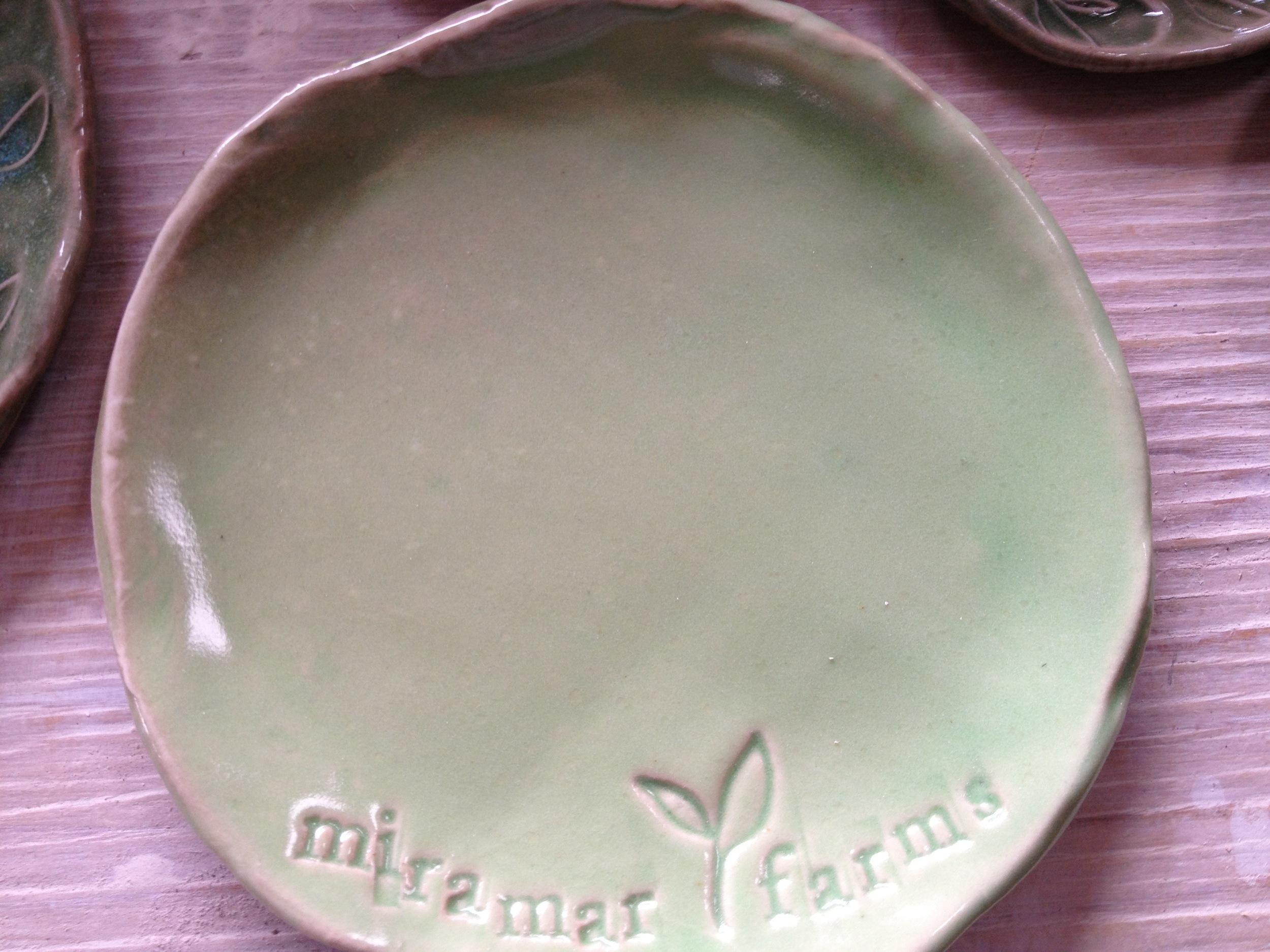 Miramar Farms little plate