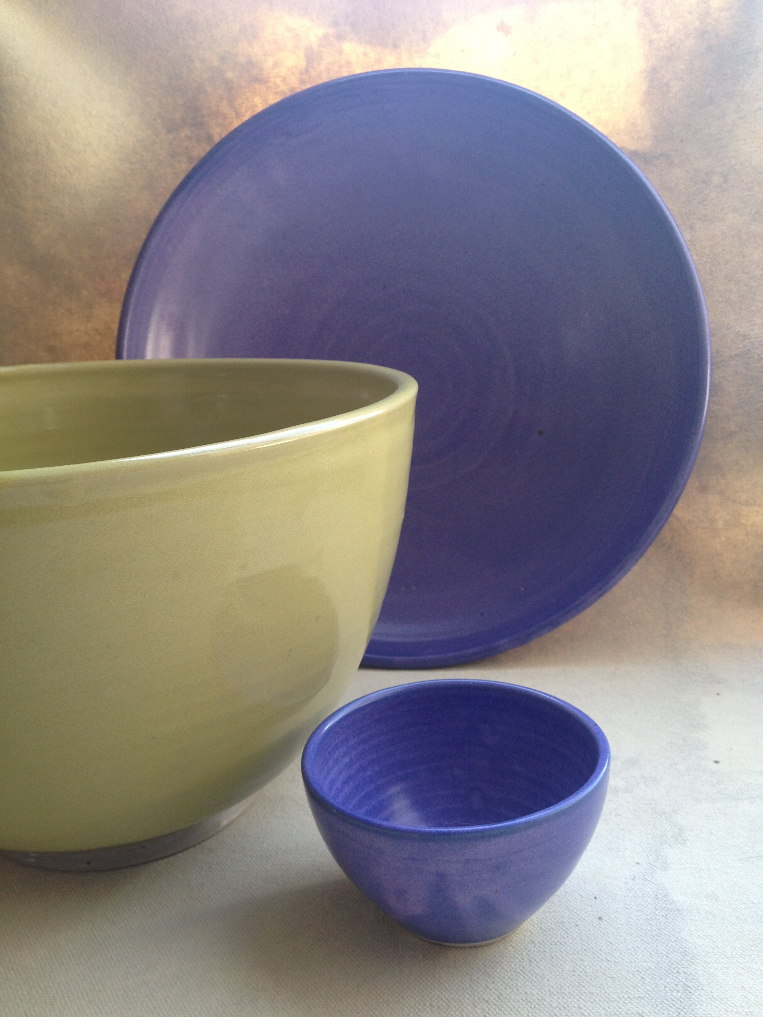 Bowls come in many shapes & sizes