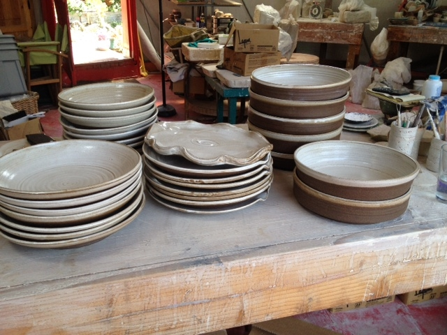 Platters and Serving Bowls for Alembic