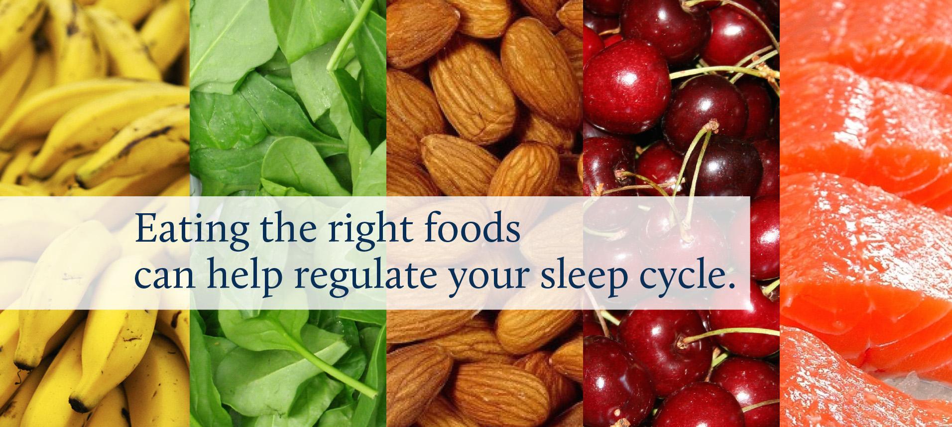 Foods that Aid Sleep