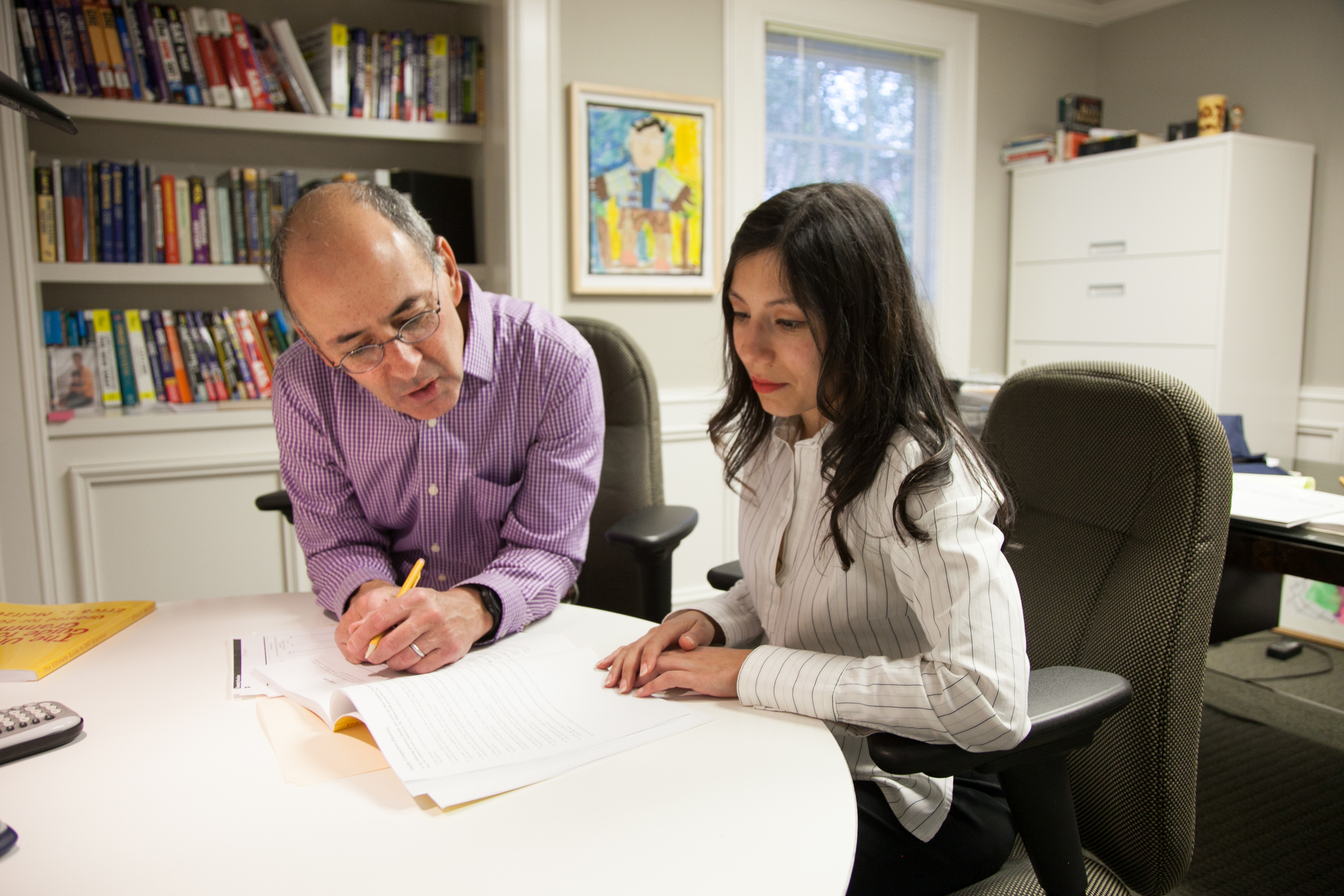 One-on-one tutoring helps every student stay engaged in the lesson at hand.