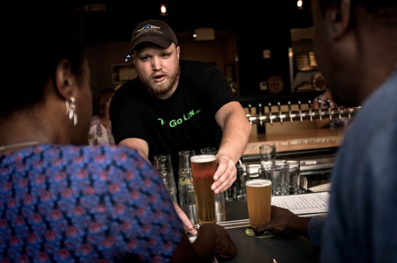 More bars are booting corporate beer