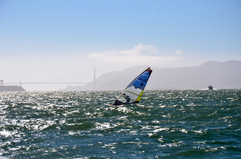 And I wish I could windsurf like this!
