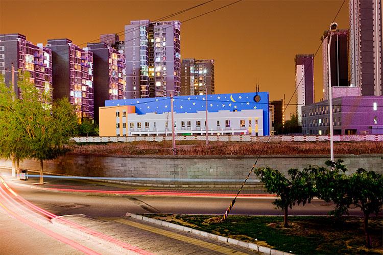 Wangjing, Beijing 2010
