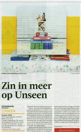 Volkskrant newspaper