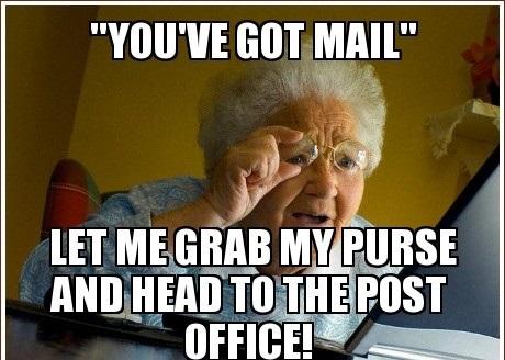 post office meme