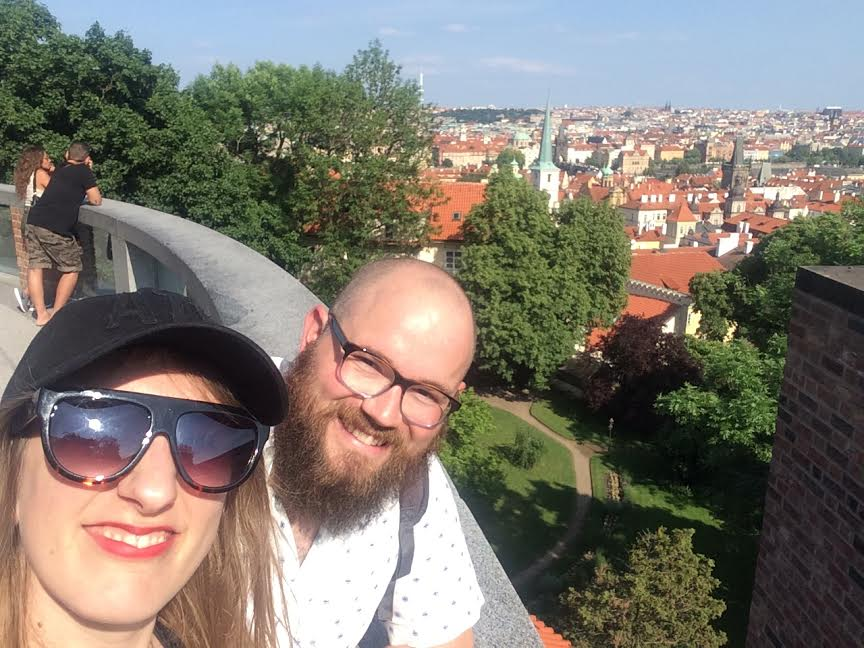 three days in prague