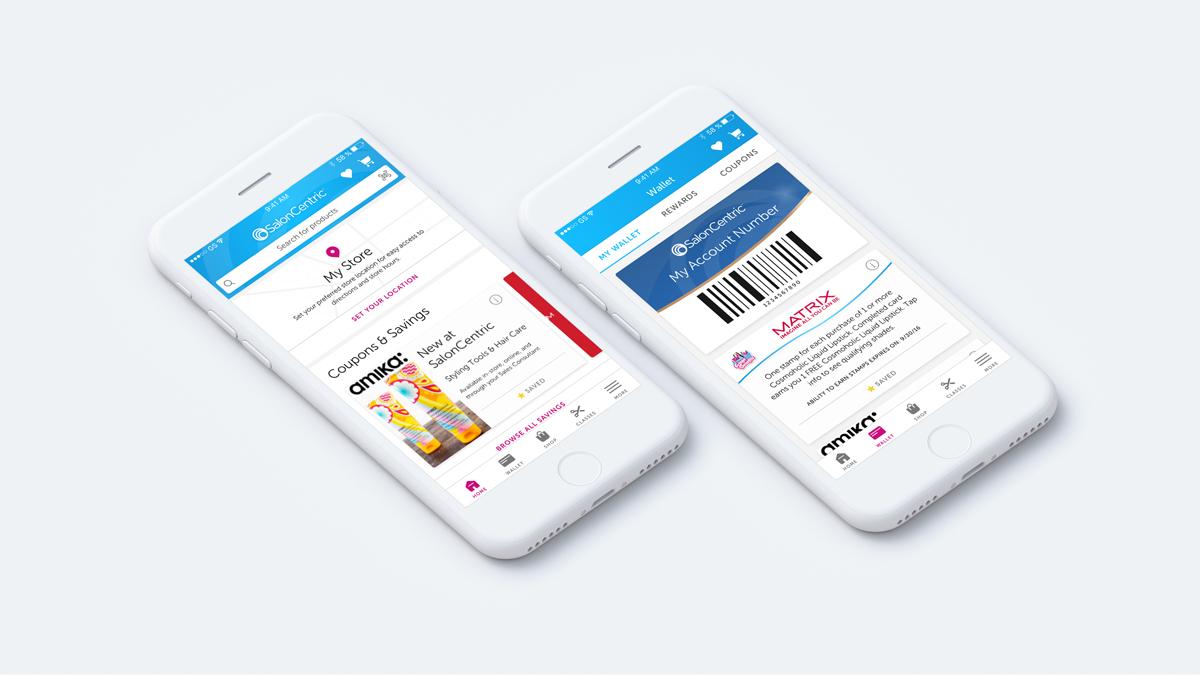 SalonCentric App