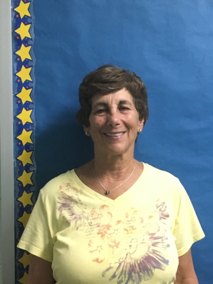 Judy Goodwich - Science Lab Specialist