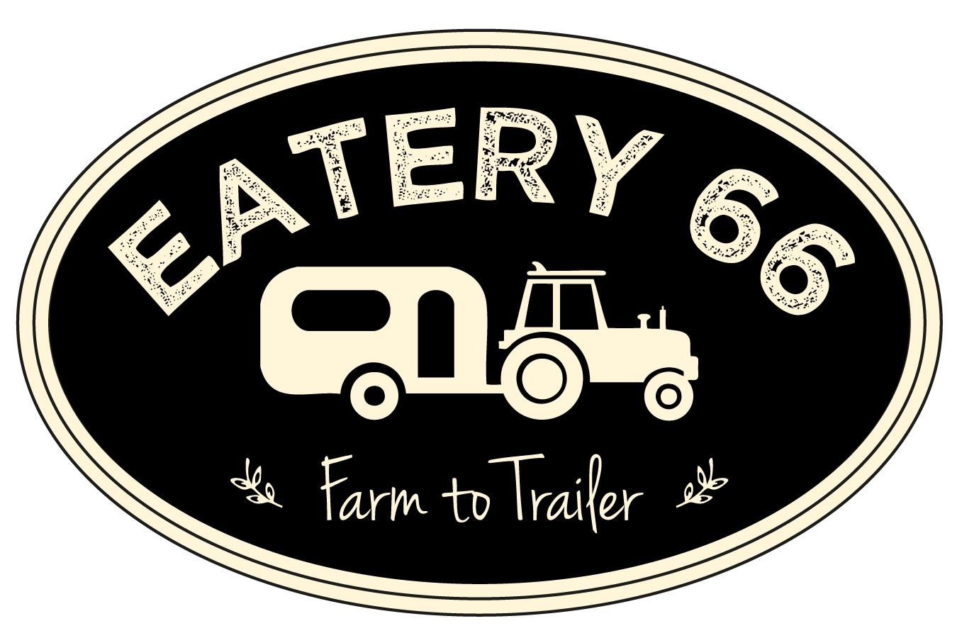 Eatery 66 Logo Suite