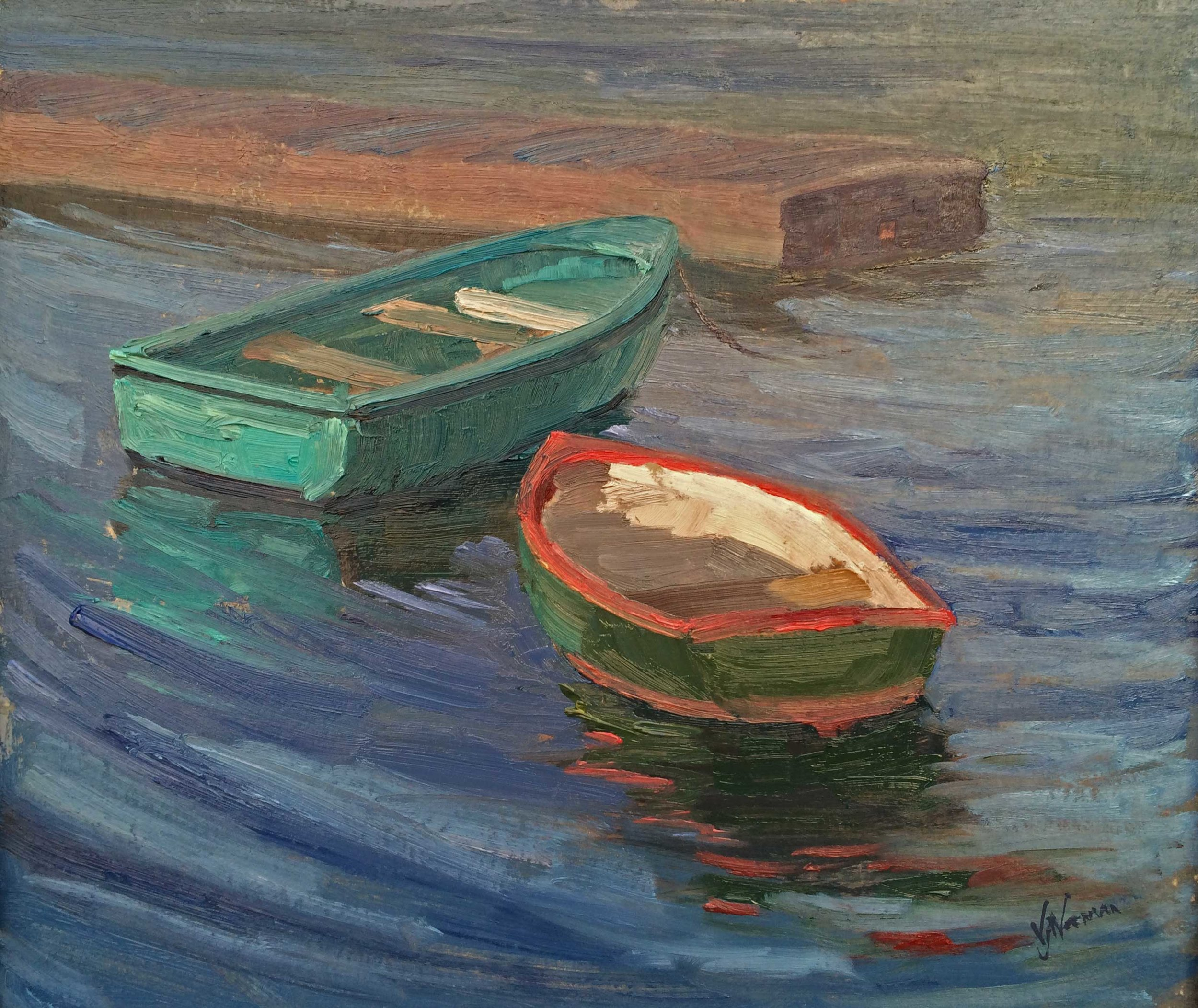 Little boats study