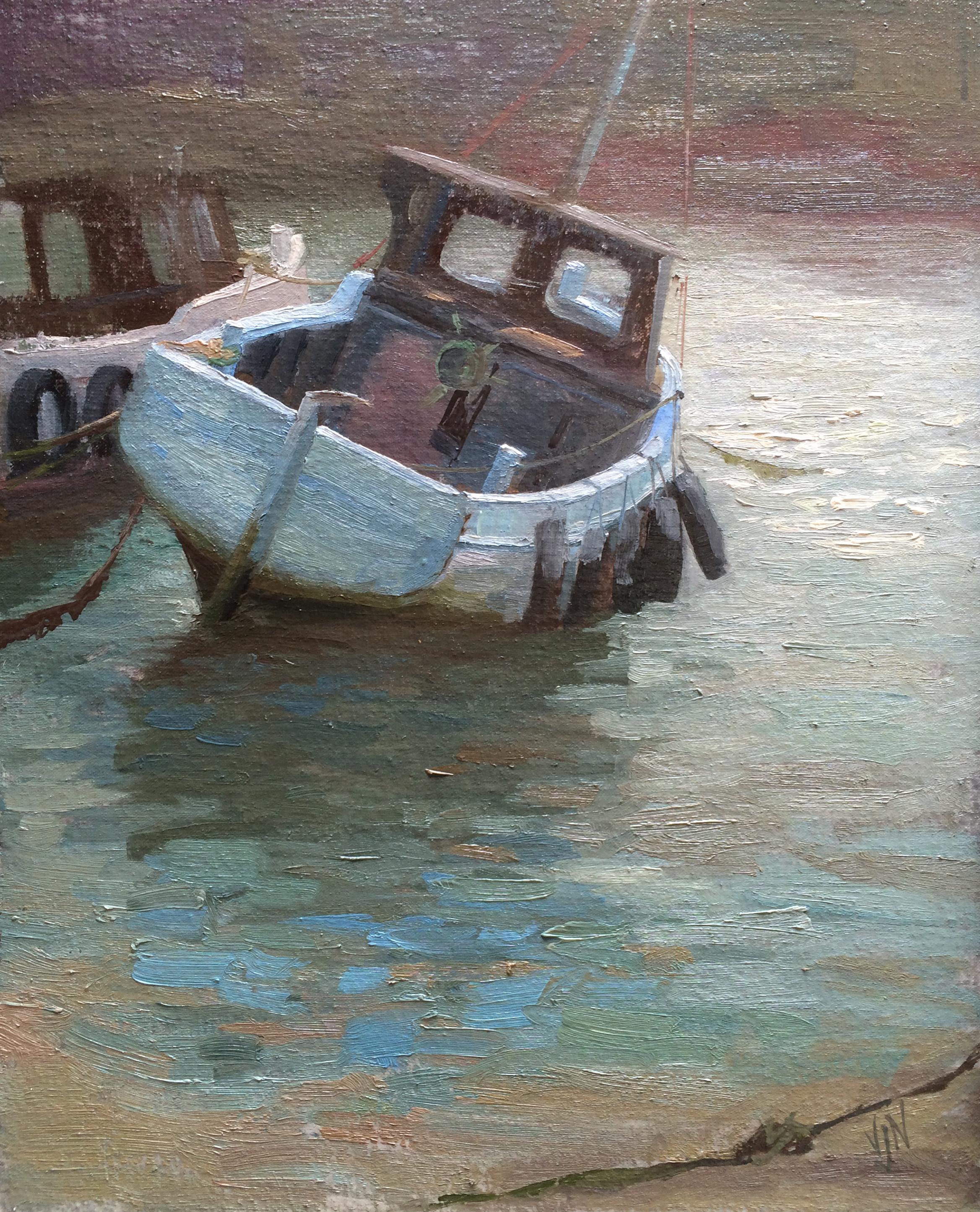 Ballyhack Boat