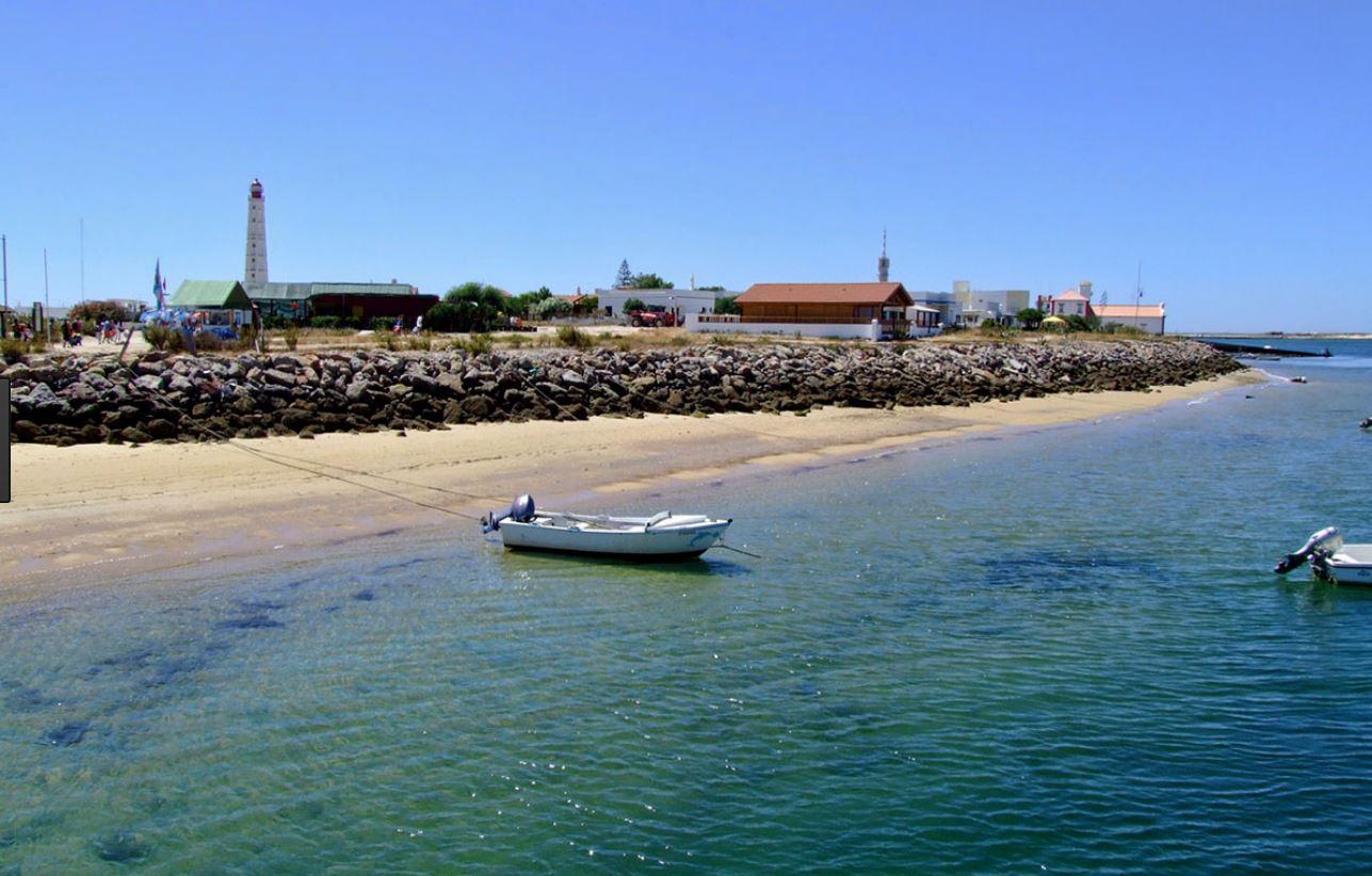 Coast at Tavira