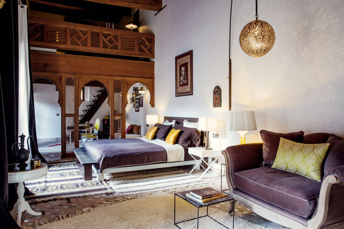 It is likely that we will stay in either a Palace or a traditional Riad