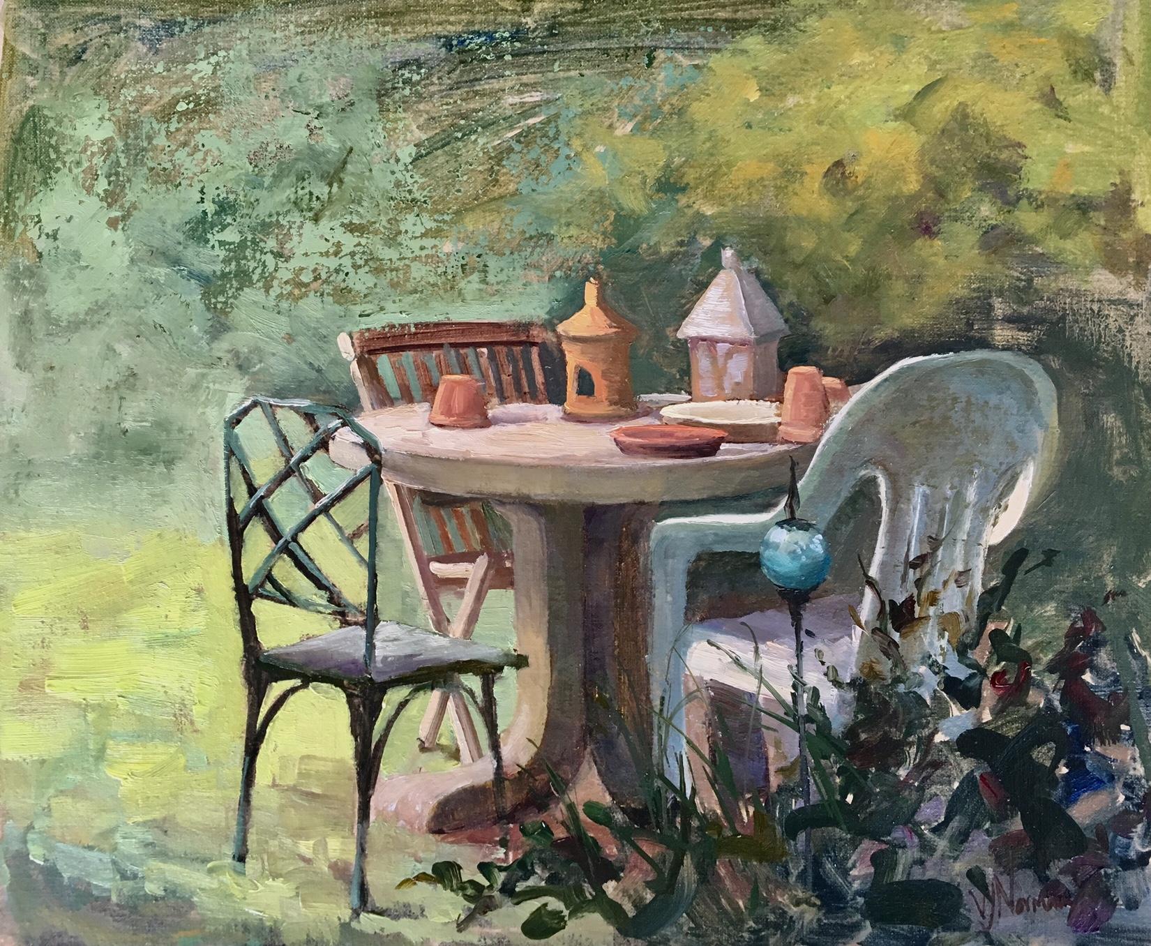 Garden mementoes